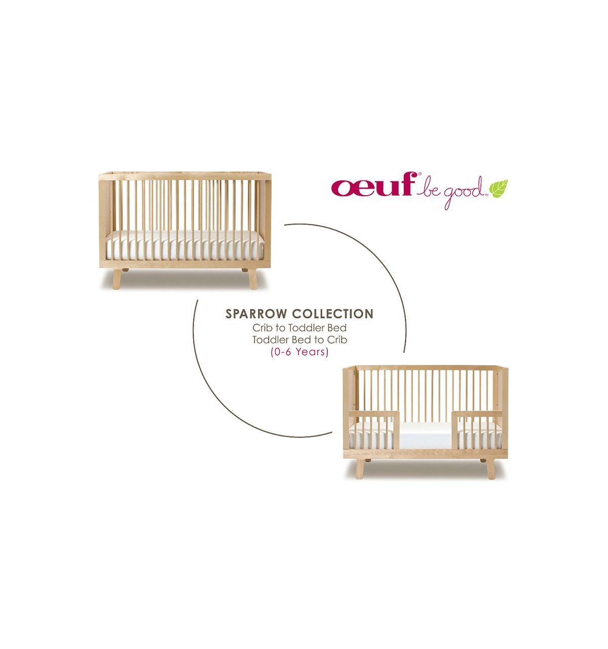 oeuf sparrow crib - Oeuf Sparrow Crib