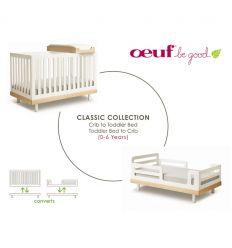 oeuf sparrow crib conversion kit instructions