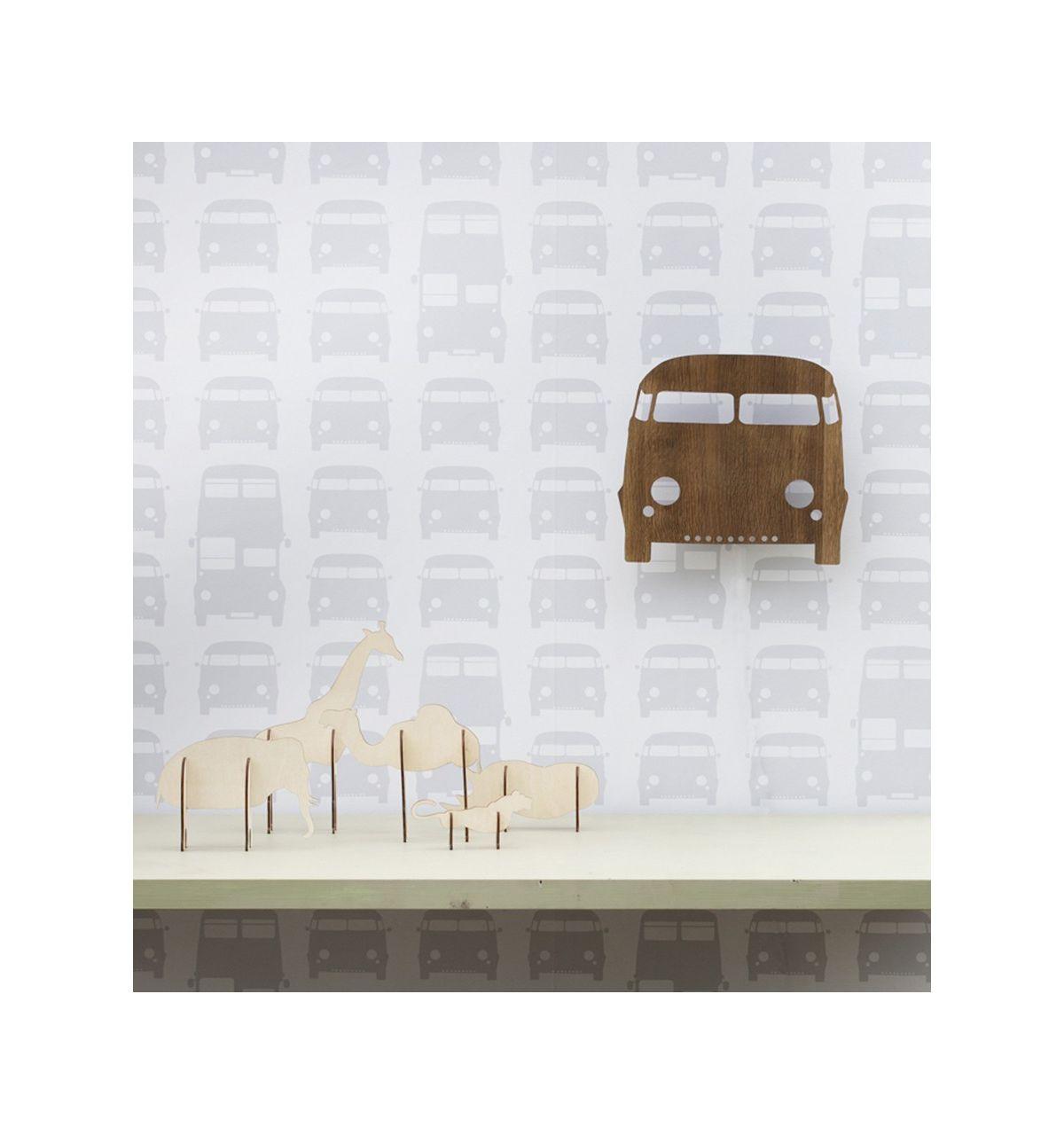 Ferm Living Wallpaper Ferm Living Wallpaper Rush Hour