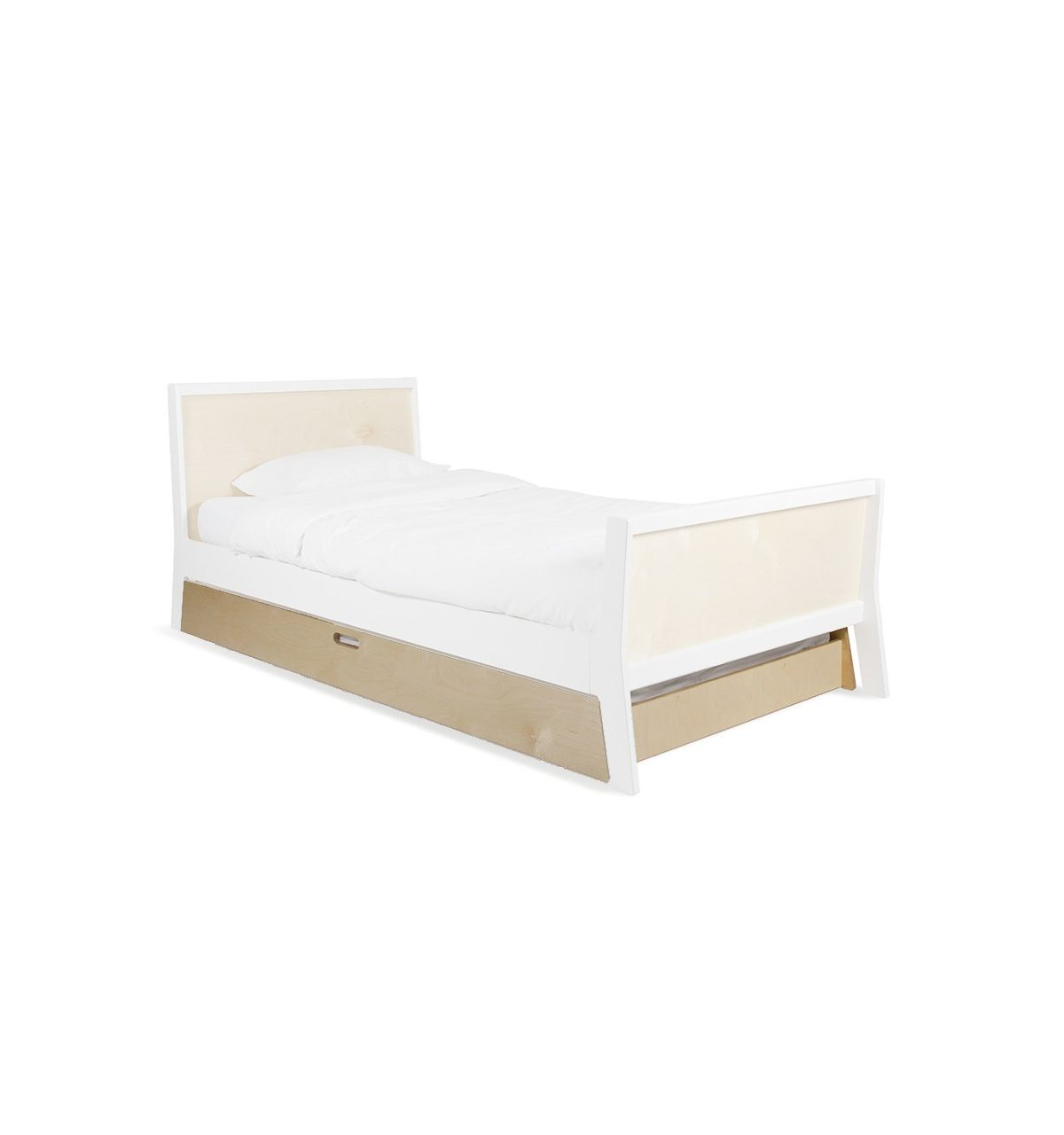 Oeuf Trundle For Sparrow Twin Bed