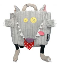 déglingos - backpack the wolf bigbos