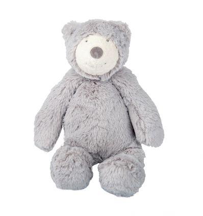 moulin roty - grey bear musical doll la bande à basile