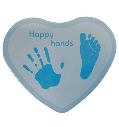xplorys - baby handprint box happy hands
