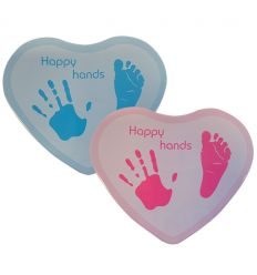 xplorys - baby handprint box happy hands