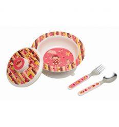 sugarbooger - dinner set cupcakes