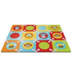 skip hop - tappeto gioco puzzle playspot