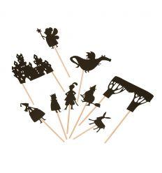 moulin roty - gioco delle ombre bosco incantato