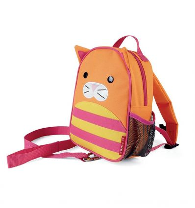 skip hop - safety mini backpack cat