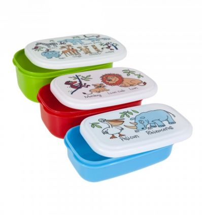 tyrrell katz - snack boxes jungle animals