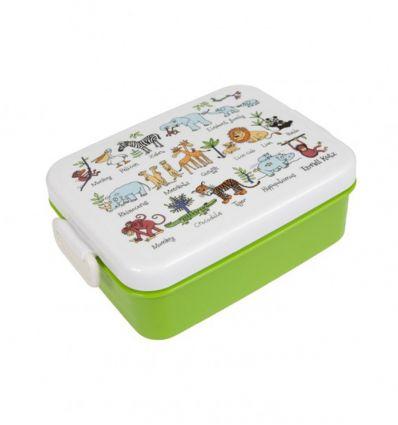 tyrrell katz - lunch box jungle animals