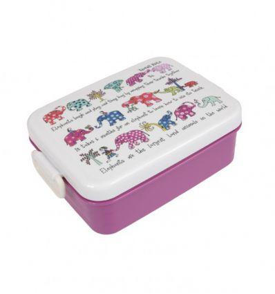 tyrrell katz - lunch box elephants