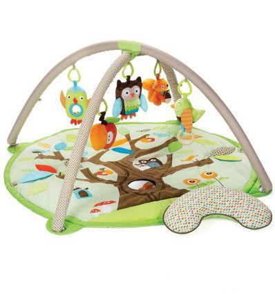 skip hop - tappeto attività treetop friends