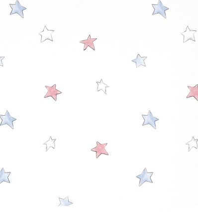 coordonné - carta da parati stelle