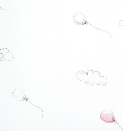 coordonné - wallpaper balloons