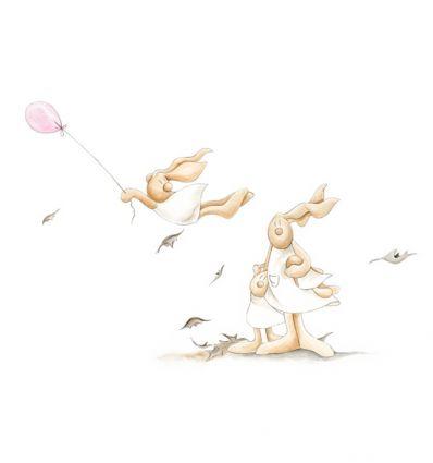 coordonné - pannello carta da parati windy day
