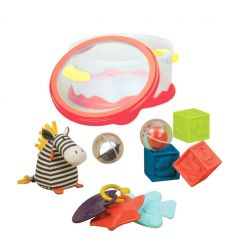battat - toys set wee b. ready