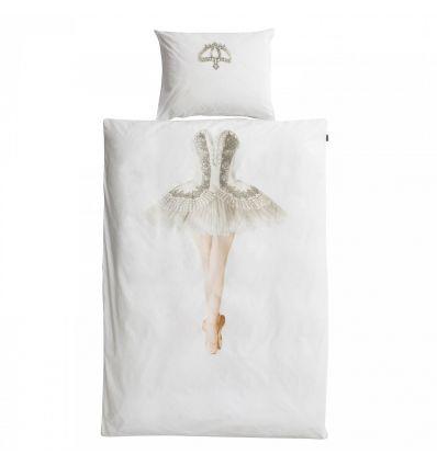 snurk - duvet cover set ballerina