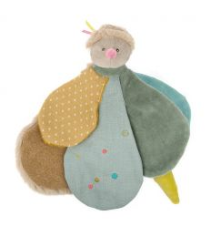 moulin roty - firefly baby comforter les tartempois