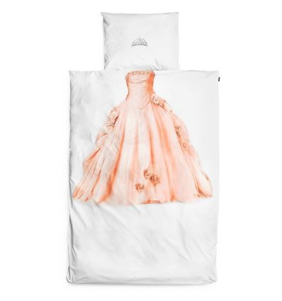 snurk - duvet cover set princess