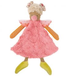 moulin roty - hen baby comforter - les tartempois