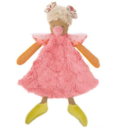 moulin roty - hen baby comforter les tartempois
