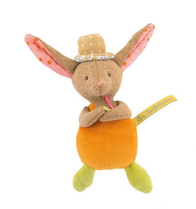 moulin roty - rabbit rattle les tartempois