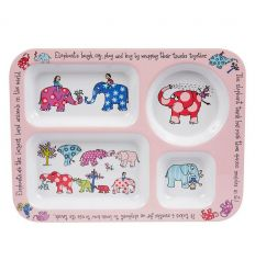 tyrrell katz - compartment tray elephants