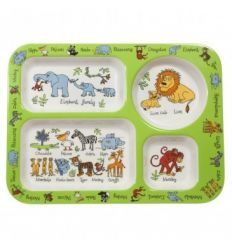 tyrrell katz - compartment tray jungle animals