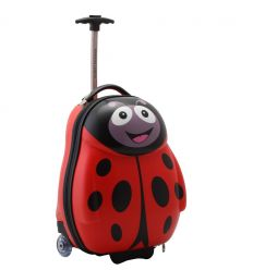 the cuties and pals - trolley case ladybug