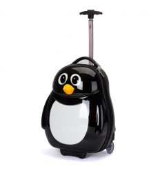 the cuties and pals - trolley case penguin