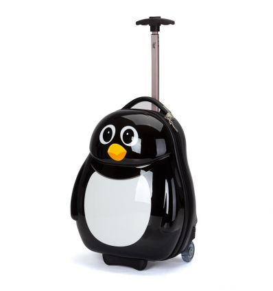 the cuties and pals - trolley pinguino