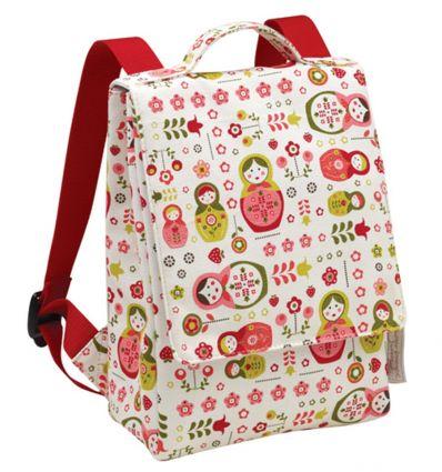 sugarbooger - little backpack matryoshka