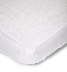 childhome - mattress waterproof protection with corners 70x140cm