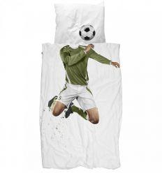 snurk - set copripiumino calciatore