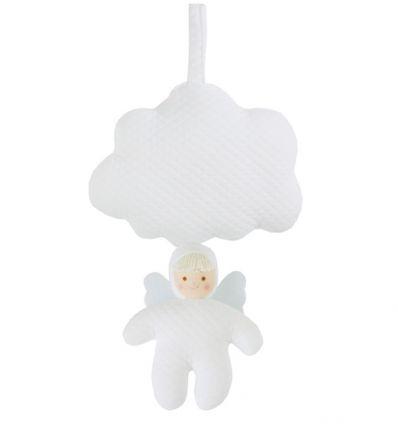 trousselier - carillon nuvola con angelo