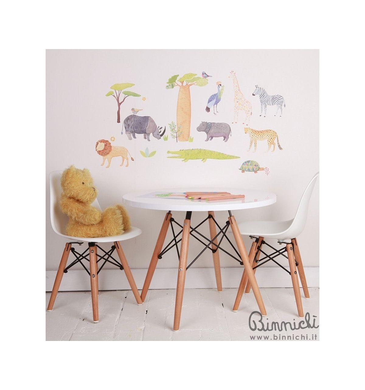 C r eames tavolino design per bambini - Tavolini per bambini disney ...