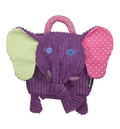 déglingos - zainetto elefante sandykilos
