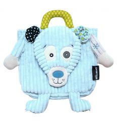déglingos - zainetto orso polare illicos