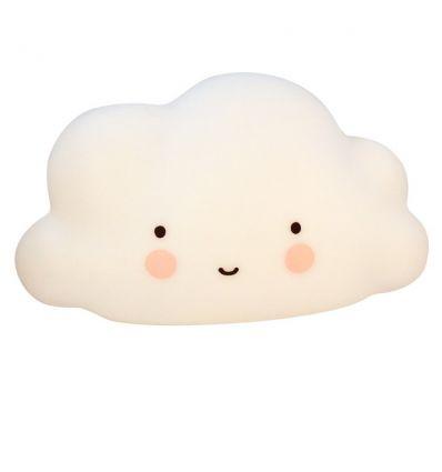 a little lovely company - lampada per la notte nuvola grande