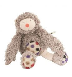 moulin roty - zazous bou bouu sloth soft toy