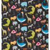 scion - fabric animal magic (tutti frutti/blackboard)