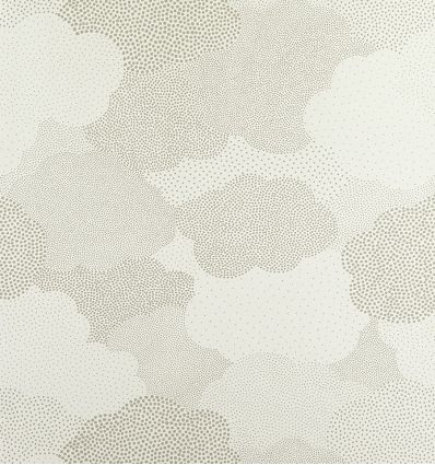 casadeco - wallpaper clouds (grey)