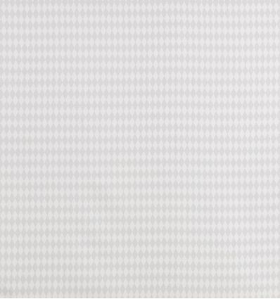 casadeco - tessuto d'arredo a rombi losange (grigio)