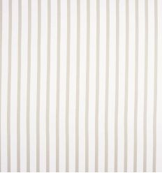 casadeco - tessuto d'arredo righe strette rayure (grigio)