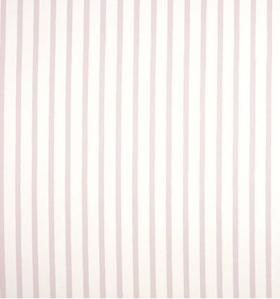 casadeco - fabric small stripes rayure (rose)