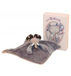moulin roty - doudou elefante brrouuu - les zazous