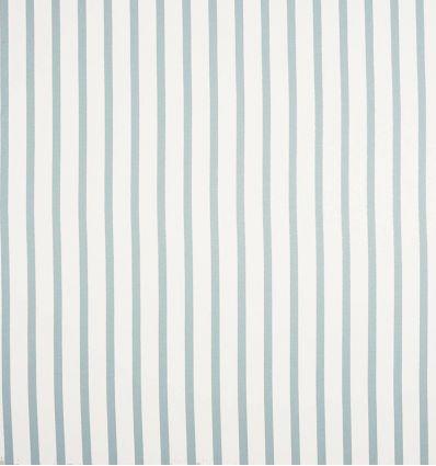 casadeco - fabric small stripes rayure (light blue)