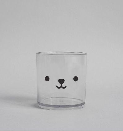 b+b - bicchiere bear