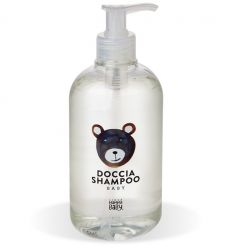 linea mamma baby - shampoo and shower gel baby 500ml
