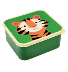 lunch box - tiger